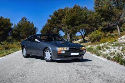 Aston Martin V8 Vantage Zagato (1986) | Les photos de la sportive controversée