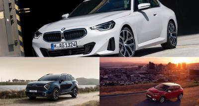 Les nouveautés de la semaine 27 (2021)   1ère partie - Citroën, BMW, Kia