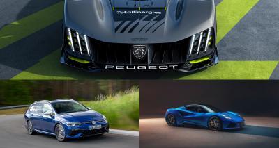 Les nouveautés de la semaine 27 (2021)   2nde partie - Lotus, Volkswagen, Peugeot