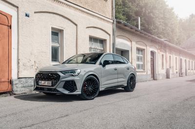 Audi RS Q3 by ABT | Les photos du petit SUV musclé
