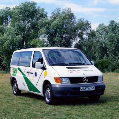 Mercedes-Benz Vito 108 E (1996) | Les photos de l'utilitaire électrique