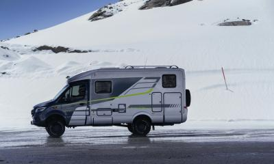 Hymer ML-T 570 | Les photos du camping-car CrossOver