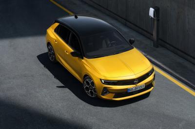 Opel Astra (2021) | Les photos de la compacte allemande de sixième génération