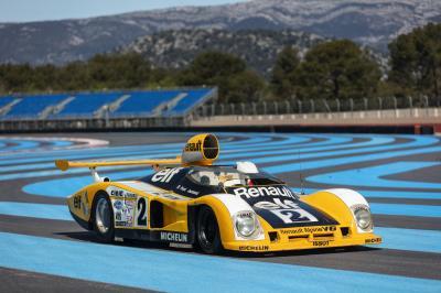 Renault-Alpine A442B (1978) | Les photos de la championne au Paul Ricard