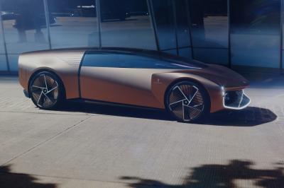 Pininfarina Teorema | Les images du concept-car virtuel
