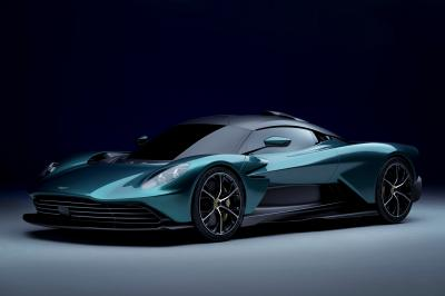 Aston Martin Valhalla (2021) | Les photos de l'hypercar hybride