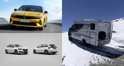 Les nouveautés de la semaine 28 (2021) | 1ère partie - Hymer, Opel, Skoda