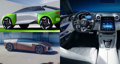 Les nouveautés de la semaine 28 (2021) | 2nde partie - Opel, Pininfarina, Mercedes