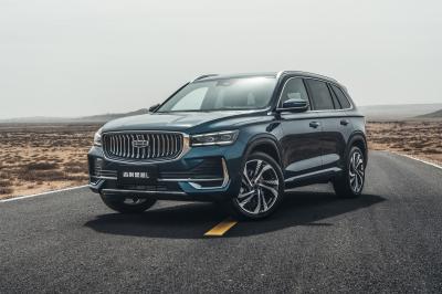 Geely Xingyue L (2021) | les photos du SUV familial premium chinois