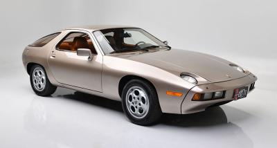 La Porsche 928 de Tom Cruise dans Risky Business aux enchères