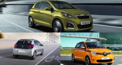 Citroën, Peugeot, Renault | les voitures françaises les moins chères du marché