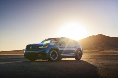 Volkswagen Atlas Cross Sport GT Concept | Les photos du concept de SUV préparé façon Golf R