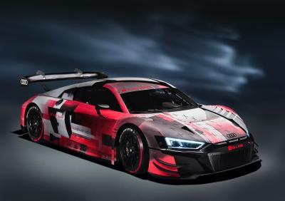 Audi R8 LMS | Les photos de la mise à niveau pour la R8 de course