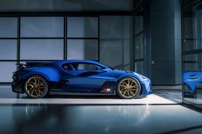 Bugatti Divo | les photos du dernier exemplaire avant sa livraison
