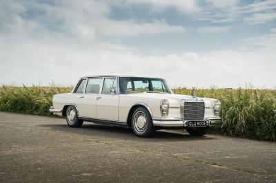 Mercedes 600 (1967) | les photos de l'exemplaire ayant appartenu à George Harrison