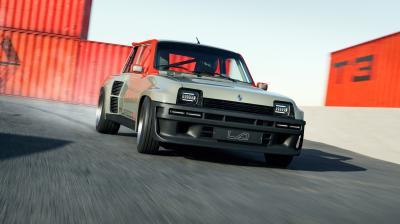 Legende Automobiles Turbo 3 | Les photos de la R5 Turbo d'aujourd'hui