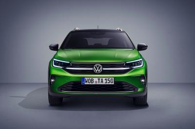 Volkswagen Taigo (2021)   Les photos du petit SUV coupé urbain