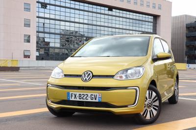 L'électrique au quotidien   Volkswagen e-up! 2.0