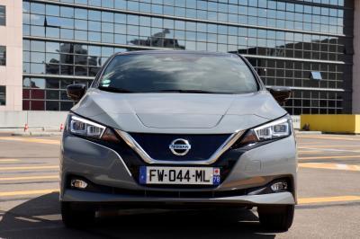 L'électrique au quotidien   Nissan Leaf