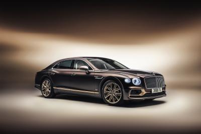 Bentley Flying Spur Hybrid   Les photos de l'édition Odyssean