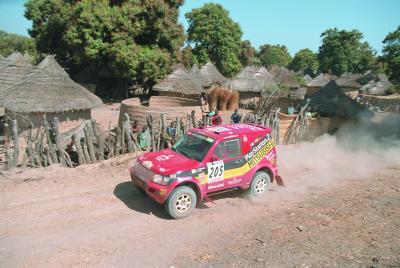 Mitsubishi Outlander au Rebelle Rally 2021   Les photos de la livrée spéciale