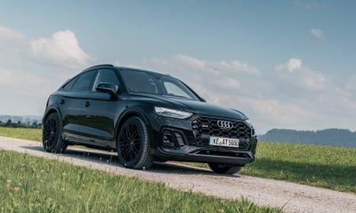 Audi SQ5 Sportback by ABT | Les photos du SUV Coupé préparé