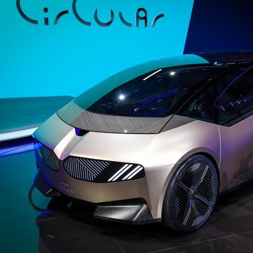 Salon de Munich 2021   Nos photos du concept-car BMW i Vision Circular