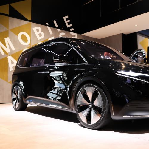 Mercedes EQT Concept   nos photos au Salon de Munich 2021