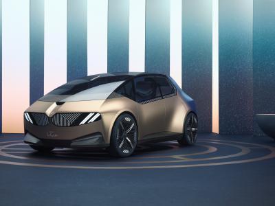 BMW i Vision Circular   Les photos du concept durable et futuriste