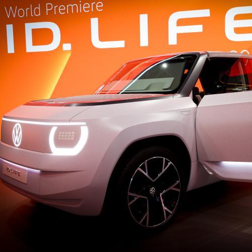 Volkswagen ID.Life   nos photos du concept-car au salon de Munich 2021