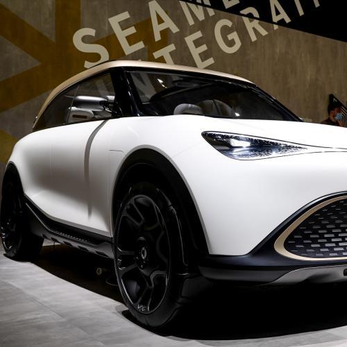 Smart Concept 1   nos photos au salon de Munich 2021