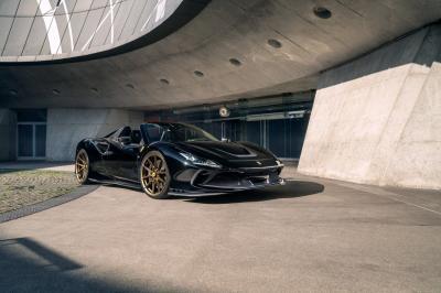 Ferrari F8 Spider by Novitec | Les photos de la supercar découvrable préparée