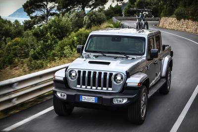 Jeep Gladiator (2021) | Les photos du pick-up américain