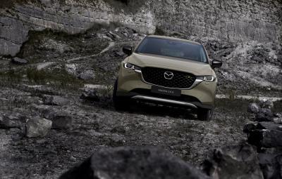 Mazda CX-5 (2022) | Les photos du SUV mis à jour