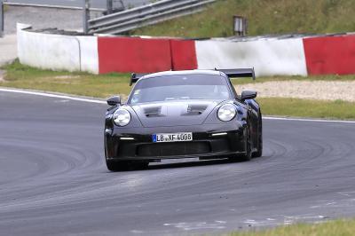 Porsche 992 GT3 RS (2023) | Les spyshots de la future sportive