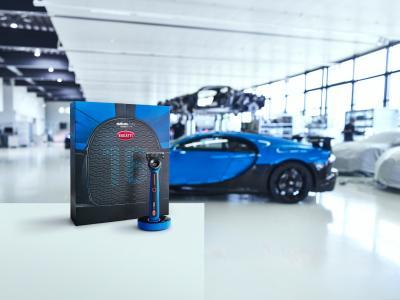 Rasoir Bugatti x Gilette | les photos officielles