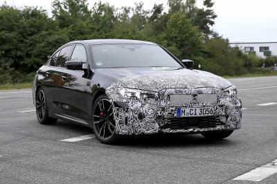 BMW Série 3 G20 LCI (2023) | Les spyshots de la berline restylée