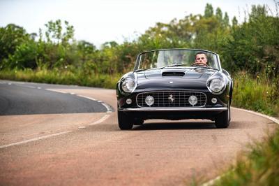 Ferrari California Spyder Revival by GTO Engineering | Les photos de la belle