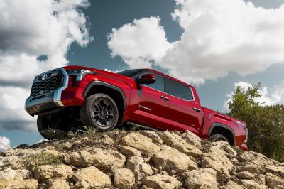 Toyota Tundra (2022) | Les photos de la nouvelle génération du pick-up