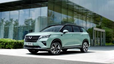 Wuling Asta (2021) | Les photos du SUV chinois