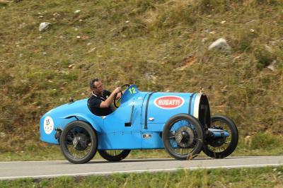 "Bugatti Type 13 ""Brescia"" | Les photos du pur sang centenaire"