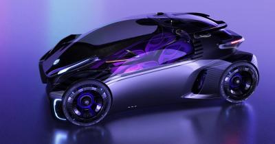 MG Maze | Les photos du concept-car de citadine électrique