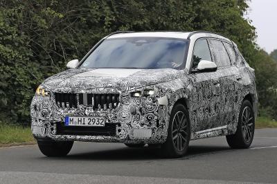 BMW X1 (2022) | Les spyshots du SUV allemand de troisième génération