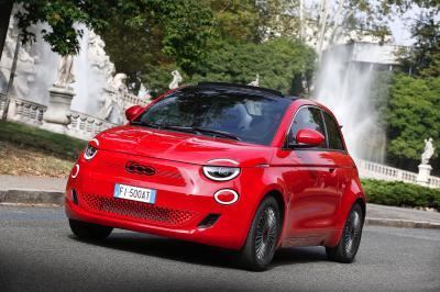 Fiat (500) RED électrique | Les photos de la citadine zéro émission