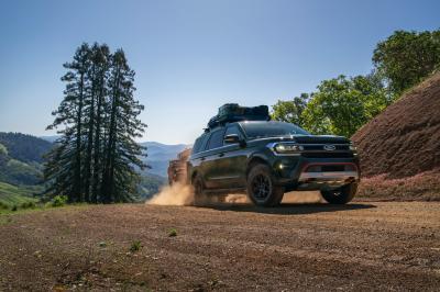 Ford Expedition (2022) | Les photos du grand SUV américain