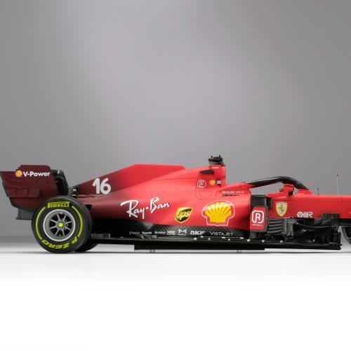Ferrari SF21 by Amalgam | Les photos des miniatures de luxe
