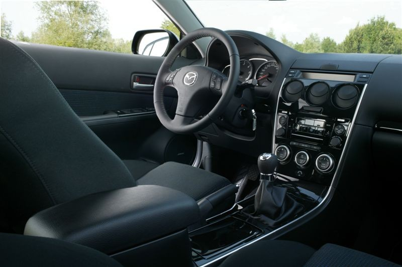 Mazda 6 Ginza