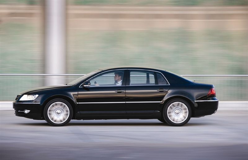 Volkswagen Phaeton (2007)
