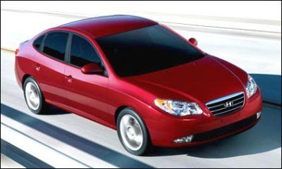 Hyundai Avante LPG Hybrid