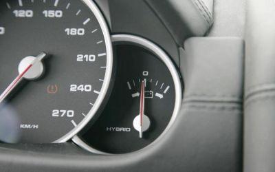 Porsche Cayenne Hybride